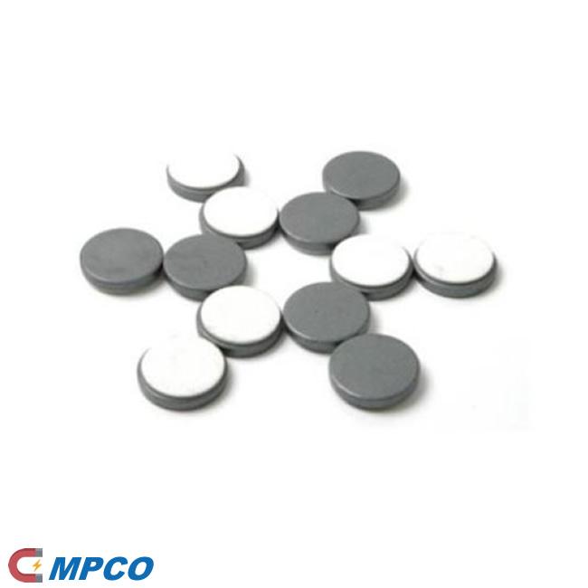 self-adhesive foam Disc Magnets diam 22 x 2mm Ferrite Y30