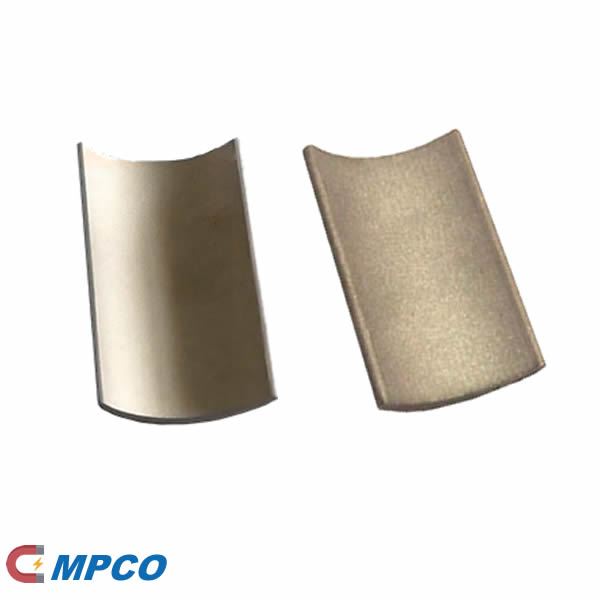 Arc SmCo Magnets for high temperature application