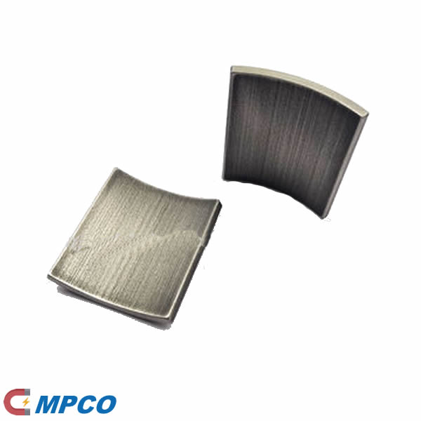 Axial flow turbine rotating mechanical energy smco magnets