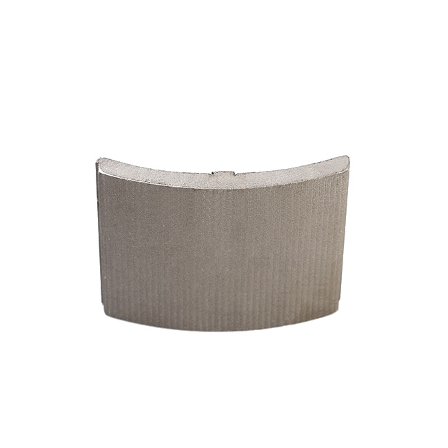 Customized Tile Shape Sintered SmCo Magnet