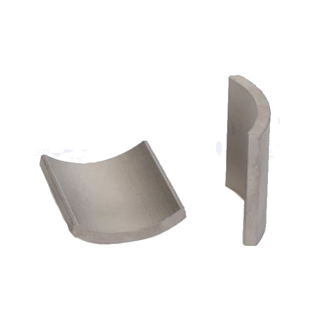 Excellent Temperature Stability SmCo Sector Permanent Magnet
