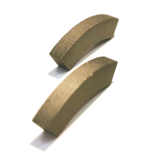 Orientation Magnetized Through Thickness Sintering SmCo Segment Magnets