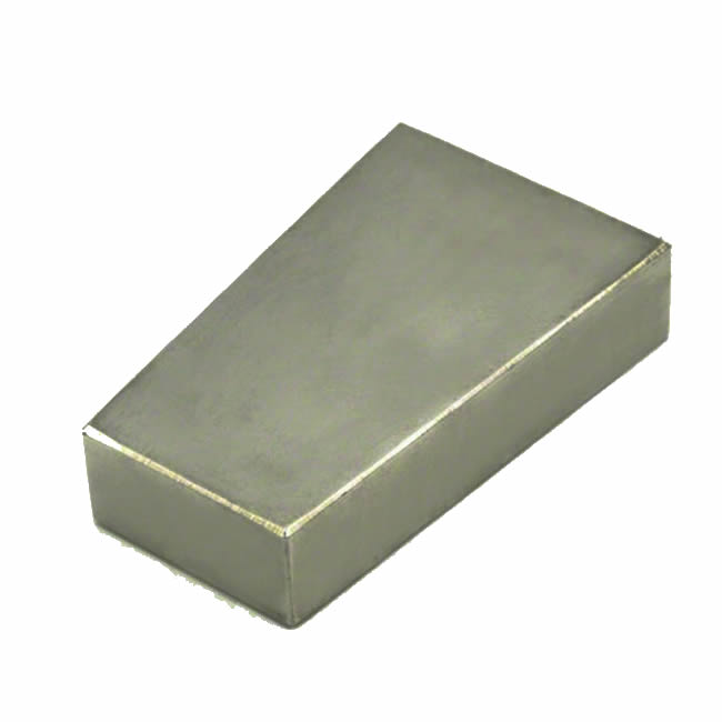 SmCo Wedge Magnet for Motor NMR Solutions