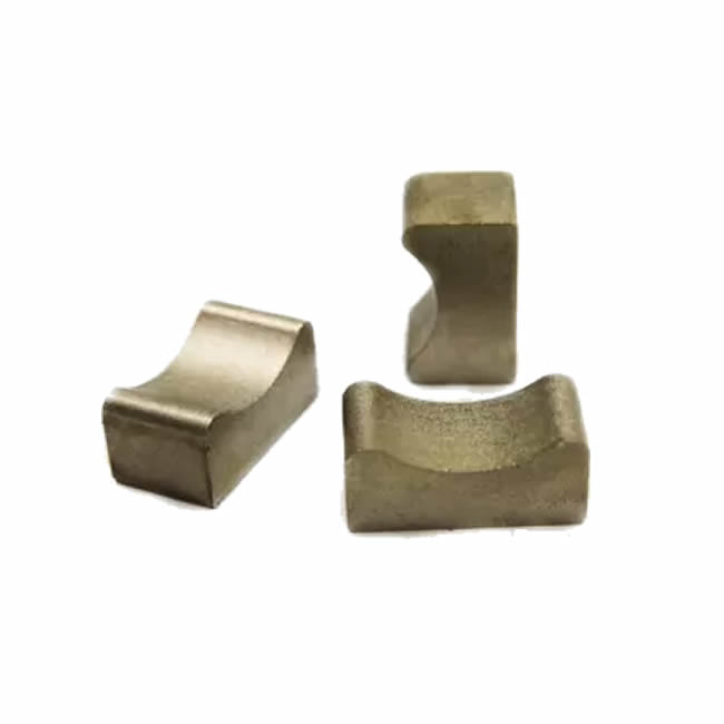 Small Pillow Shape Irregular SmCo Magnets