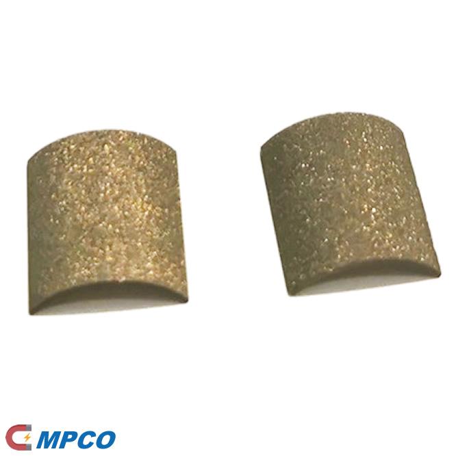 sintering SmCo rare earth arc segment permanent magnets