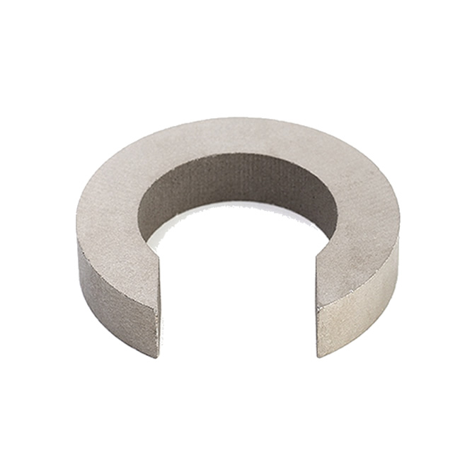 Arched Arciform Sintered SmCo Rare Earth Permanent Magnet