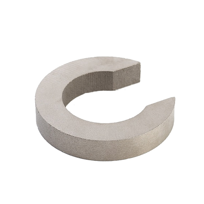 Arched Shape Rare Earth High Standard SmCo Magnet