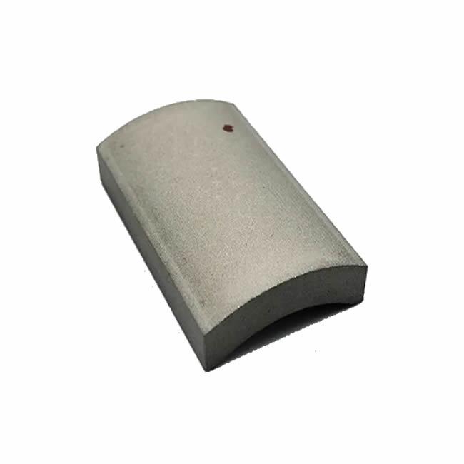 Brushless Motor Samarium Cobalt Arc Permanent Magnet