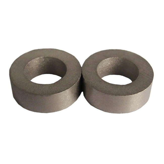 Customer Size Rare Earth Sintered SmCo Ring Magnets for Servo-Motors