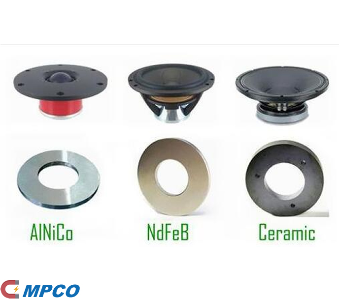 Different Types Of Speaker Magnets