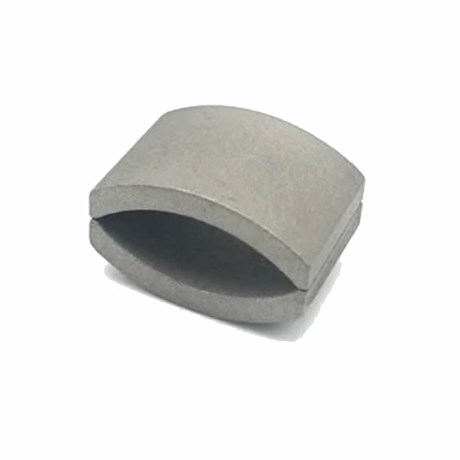 Electric Motor Samarium Magnets Sector Tile Shape