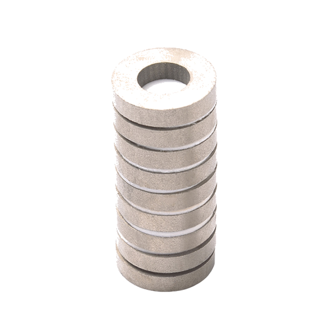 Extremely Strong Rare Earth Ring SmCo Radar Magnets