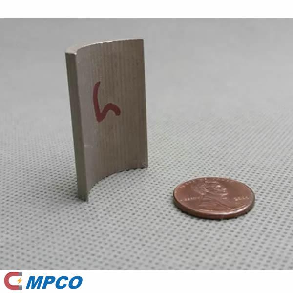 Generator Rotor SmCo Magnet for Permanent Magnet AC Motors