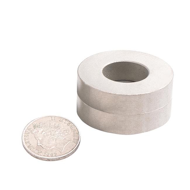 Heat Resistant Samarium Cobalt Ring Magnet for Industry