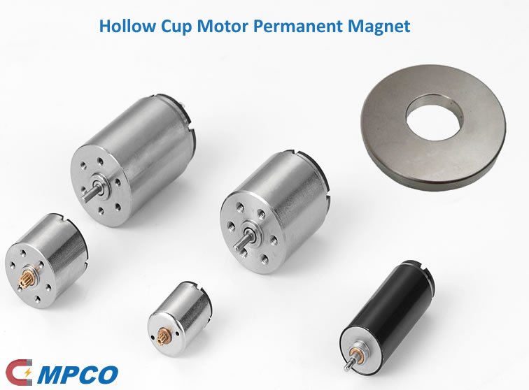 Hollow Cup Motor Permanent Magnet