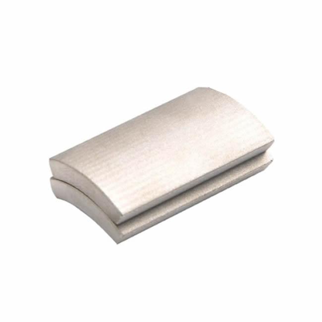 Industrial Motor Solenoid Magnet SmCo Segment