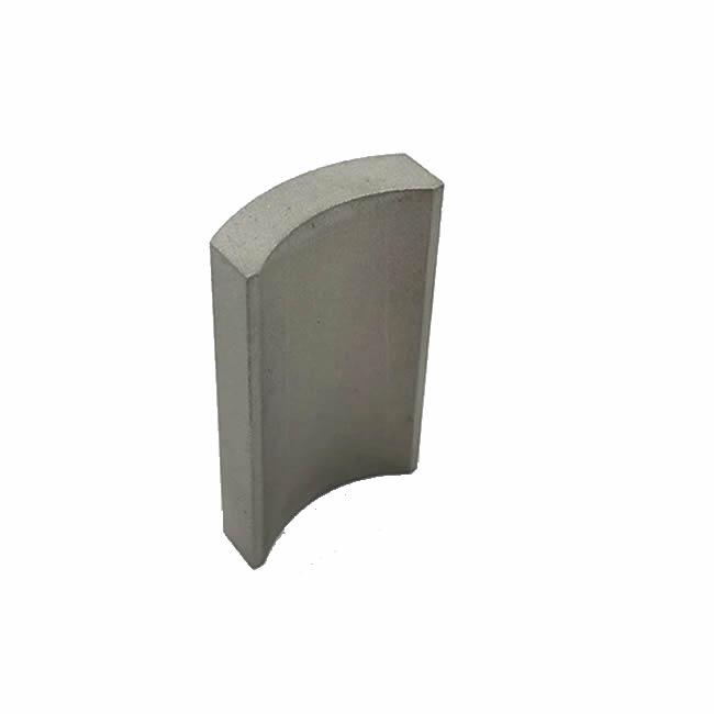 Industrial PMDC Motor Arc SmCo Magnet