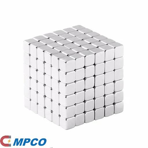 MPCO Neodymium Magnetic Cubes