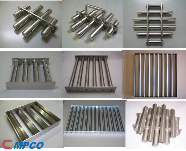 Magnetic Separation Grates