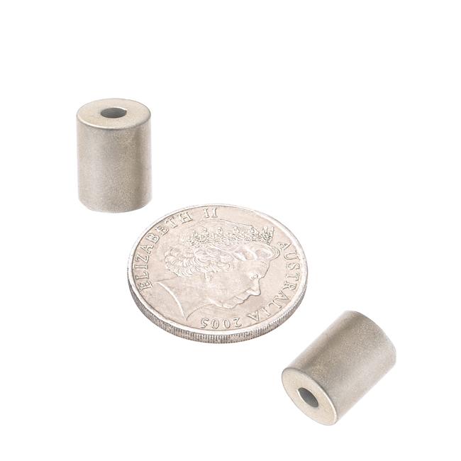 Permanent Ring Tube SmCo Motion Sensor Magnets