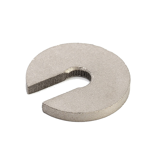 Round Off Ring Irregular Samarium Magnet