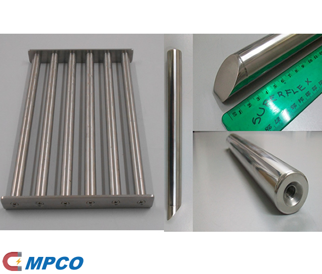 Special Magnetic Grate & Tube