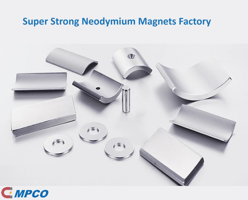 Super Strong Neodymium Magnets Factory