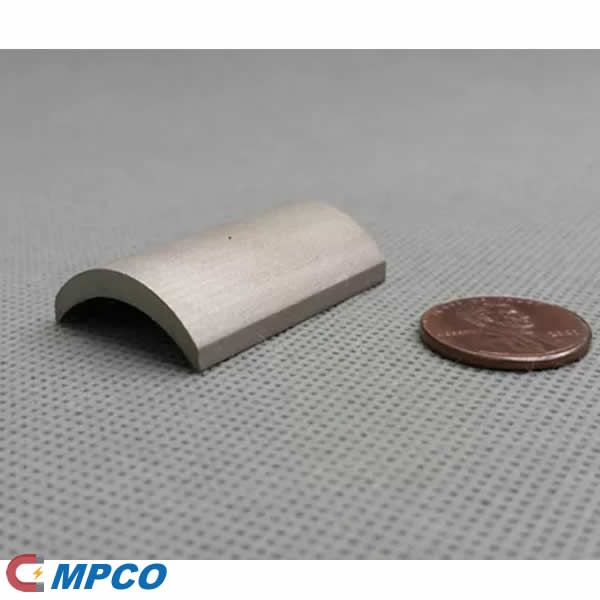 Synchronous AC Motor Arc SmCo Magnet