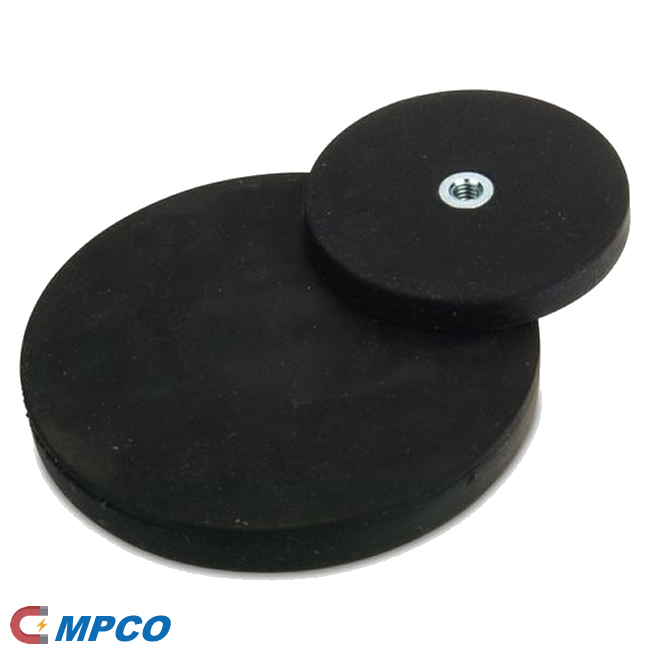 Rubber Covered Neodymium Holding Magnetic Mount
