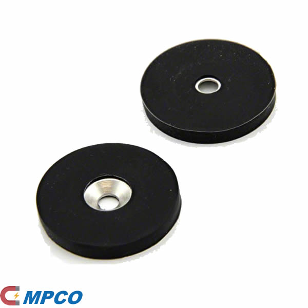 Rubber-Coated-Neodymium-Magnets-dia-16mm-88mm-with-countersink-rubber-jacket