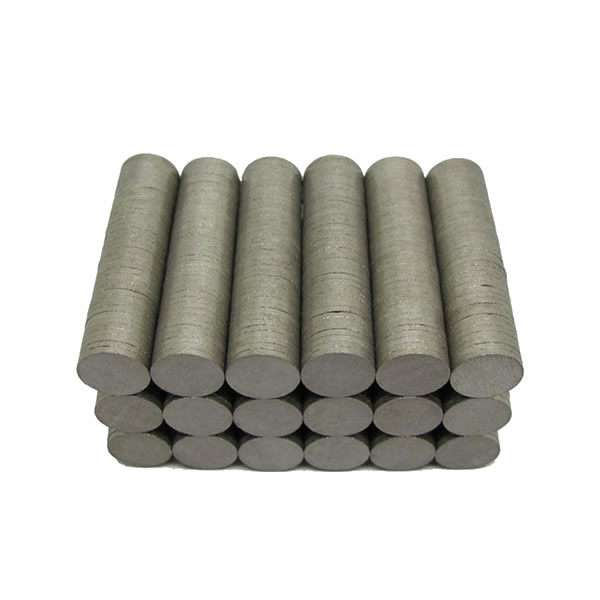 10x1mm High Performance Disc SmCo Magnets for Instruments