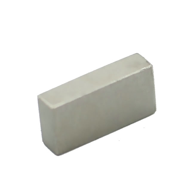 5x10x20mm Poles on Ends YXG28H Samarium Cobalt Block Magnet