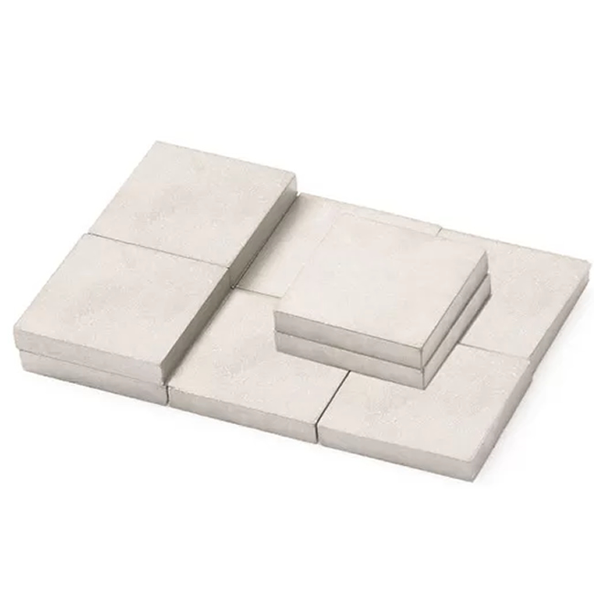 Anisotropic Sintered SmCo Plate Block Magnets 40x40x4mm