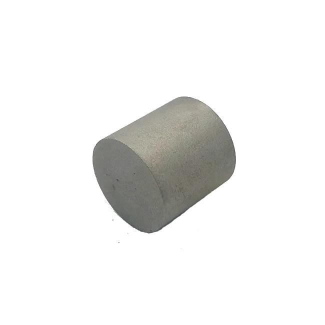 Axial Magnetized Permanent Sintered Samarium Round Cylinder Magnet D20xH20mm