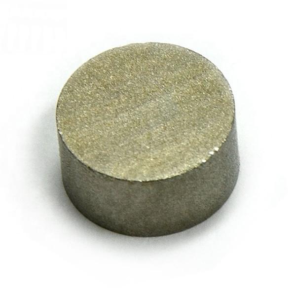 Axially Magnetized Samarium Cobalt Magnets Disc 572F Temperature