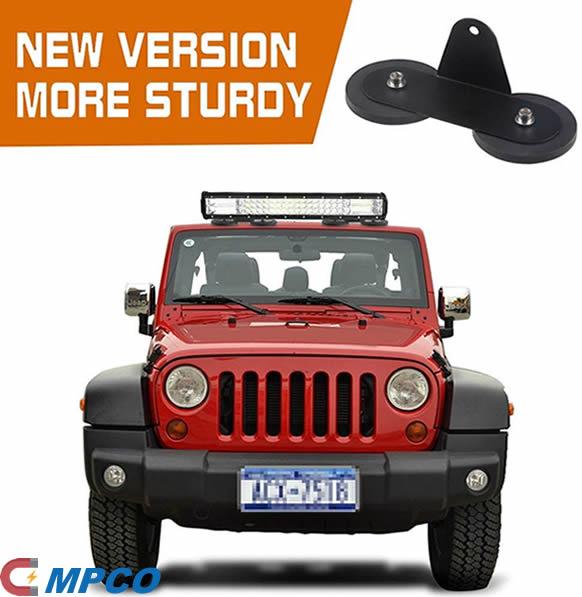 Bracket Mounting Magnet Assembly for Off Road Truck Lighting Bar