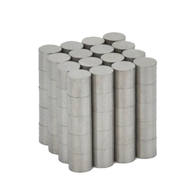 China Manufacture High Quality Cobalt Samarium Round Cylinder Magnets