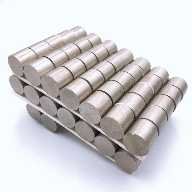 Custom Specific Requirement Samarium Cobalt Magnets D24xH30mm