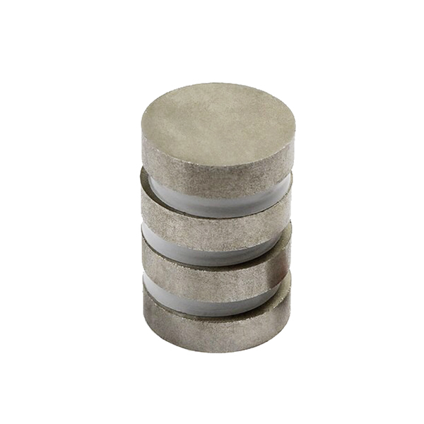 Customized Permanent Disk 5G Circulator SmCo Magnets