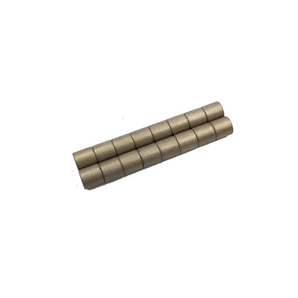 D4x5mm Small Samarium Industrial Strength Round Rod Magnets