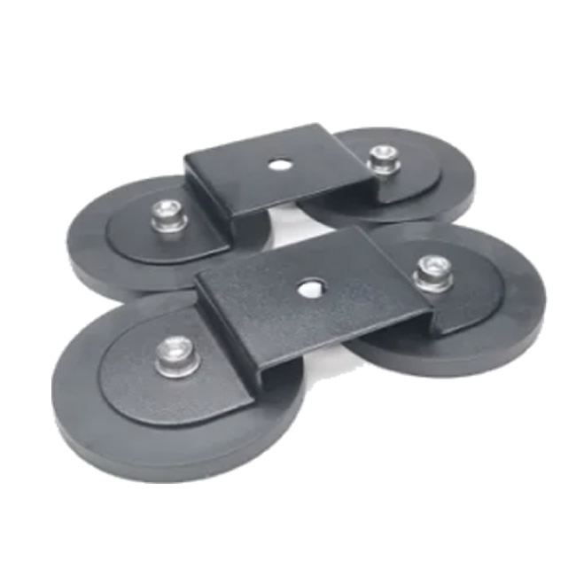 D88mm Magnetic Base Brackets for Led Light Bar Mount Bracket Holder Roof