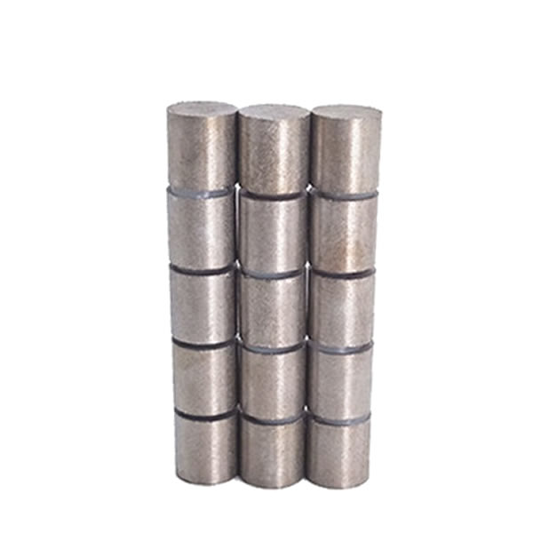 D8xH10mm Rare Earth Magnet Samarium Rods