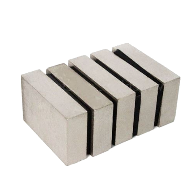 High-Performance SmCo Block Motor Magnets