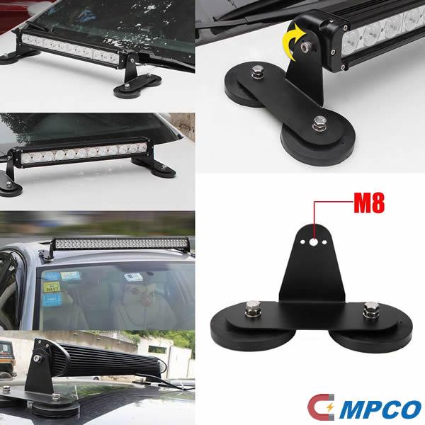 Magnetic System Holders for LED Lights