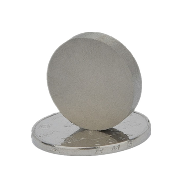 Super Strong Magnet SmCo Disc Dia 35X5mm YXG-30