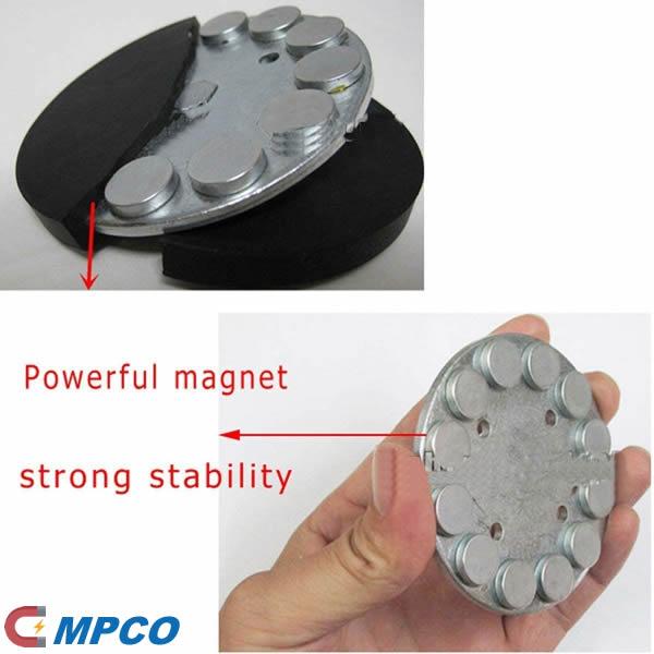 Superior Strong Powerful Neodymium Magnet Base Mount