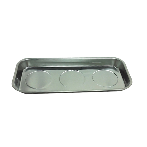 14inch Length Rectangular Stainless Steel Magnetic Parts Dish
