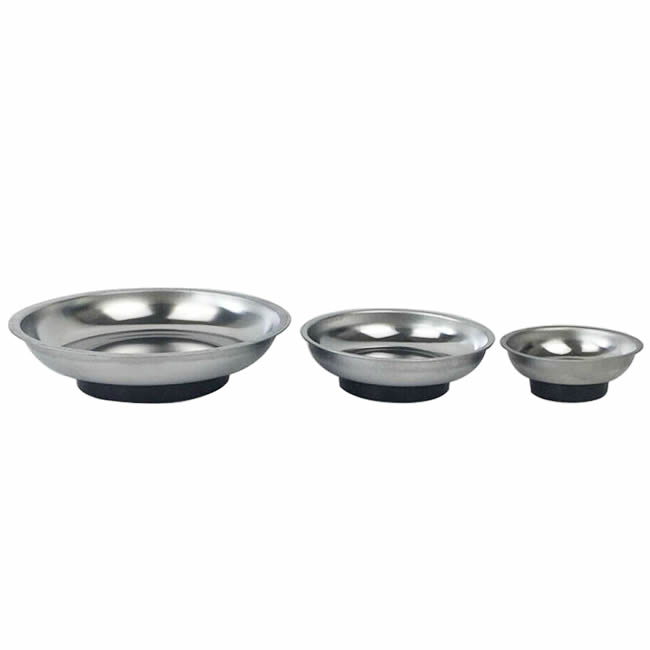 3 4 6 inch Stainless Steel Magnetic Bowl Holder Organizer