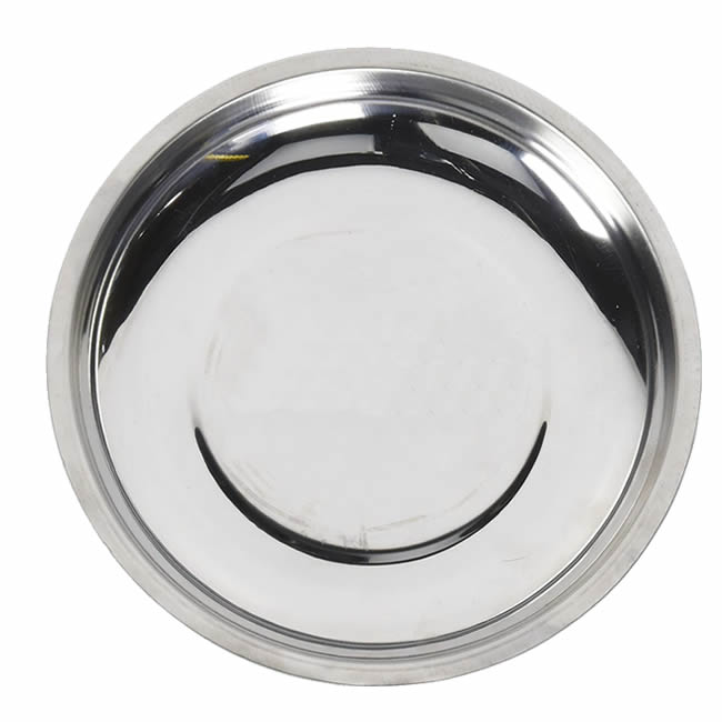 6inch Stainless Steel Magnetic Parts Dish Tray
