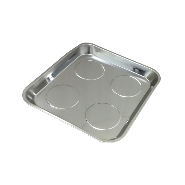 Large Square Auto Parts Tray Magnet